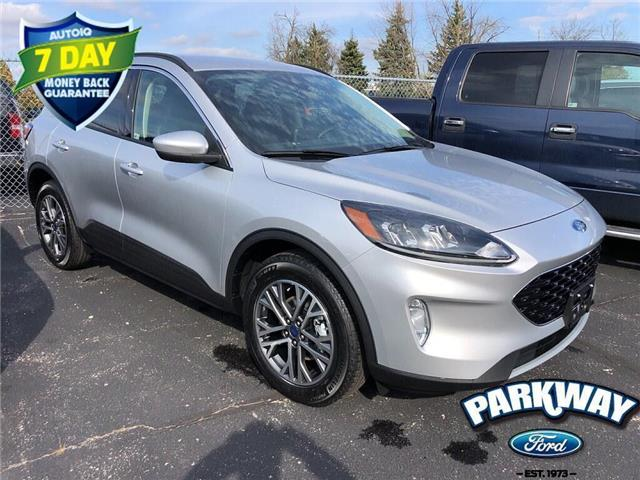 2020 Ford Escape SEL (Stk: ZA820) in Waterloo - Image 1 of 5