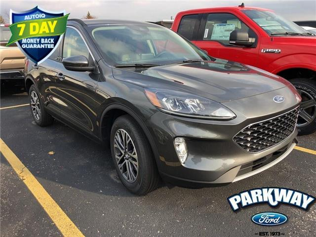2020 Ford Escape SEL (Stk: ZA858) in Waterloo - Image 1 of 5