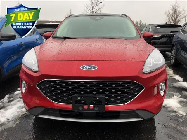 2020 Ford Escape SEL (Stk: ZA999) in Waterloo - Image 1 of 4