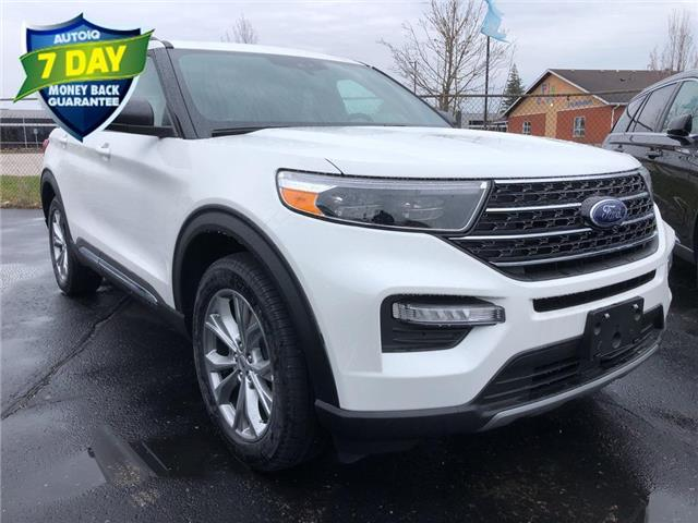 2020 Ford Explorer XLT (Stk: XB096) in Waterloo - Image 1 of 5