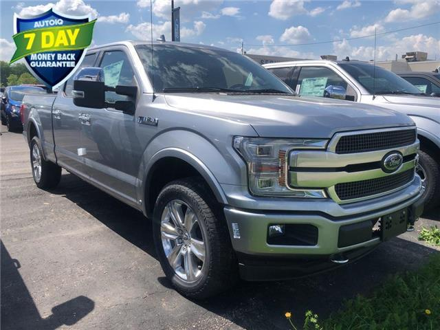 2020 Ford F-150 Platinum (Stk: FB172) in Waterloo - Image 1 of 5