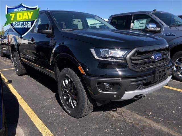 2020 Ford Ranger Lariat (Stk: RB224) in Waterloo - Image 1 of 5