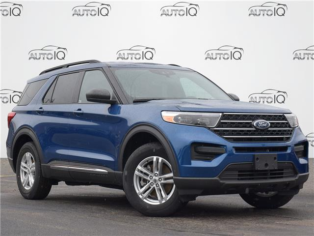 2020 Ford Explorer XLT (Stk: XB269) in Waterloo - Image 1 of 25