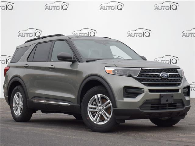 2020 Ford Explorer XLT (Stk: XB279) in Waterloo - Image 1 of 24