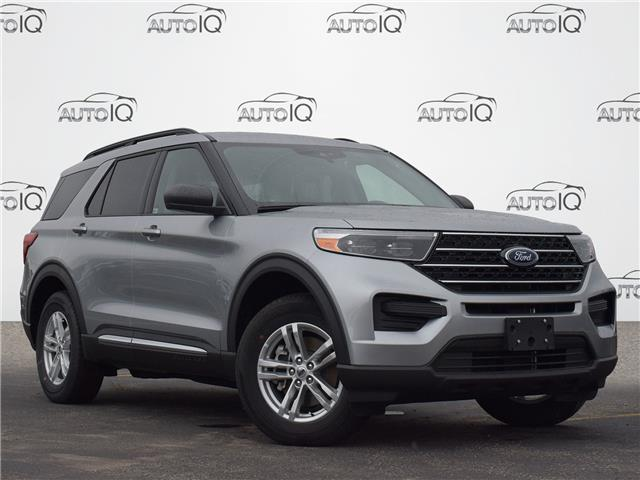 2020 Ford Explorer XLT (Stk: XB618) in Waterloo - Image 1 of 23