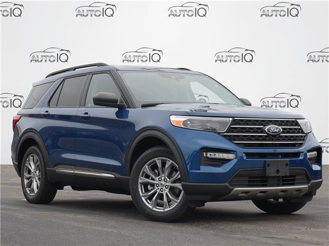 2020 Ford Explorer XLT (Stk: XB750) in Waterloo - Image 1 of 26
