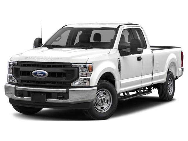 2020 Ford F-350 XL White