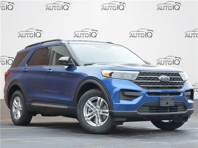 2020 Ford Explorer XLT (Stk: XB851) in Waterloo - Image 1 of 13