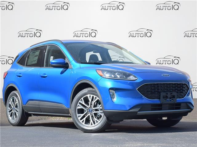 2020 Ford Escape SEL (Stk: ZB987) in Waterloo - Image 1 of 16