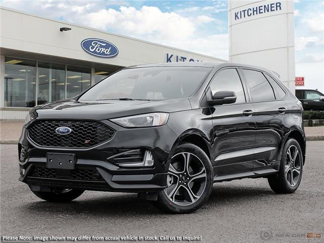 2019 Ford Edge ST (Stk: 9D8720) in Kitchener - Image 1 of 24