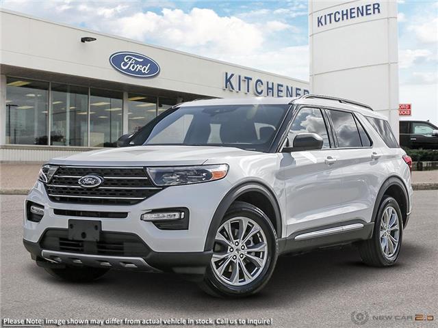 2020 Ford Explorer XLT (Stk: 0P10500) in Kitchener - Image 1 of 24