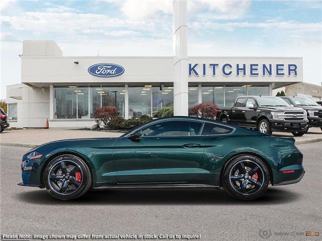 2020 Ford Mustang BULLITT NAVIGATION   BLIS   B&O SOUND ...