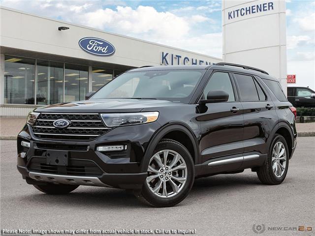2020 Ford Explorer XLT (Stk: 20P0820) in Kitchener - Image 1 of 24