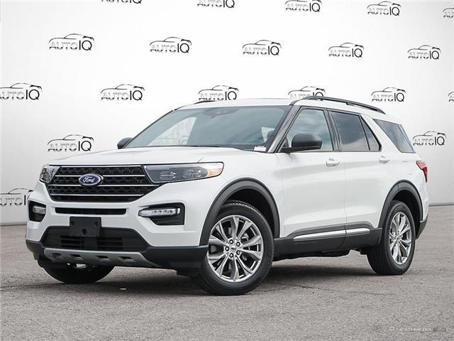 2020 Ford Explorer XLT (Stk: 0P9300) in Kitchener - Image 1 of 29
