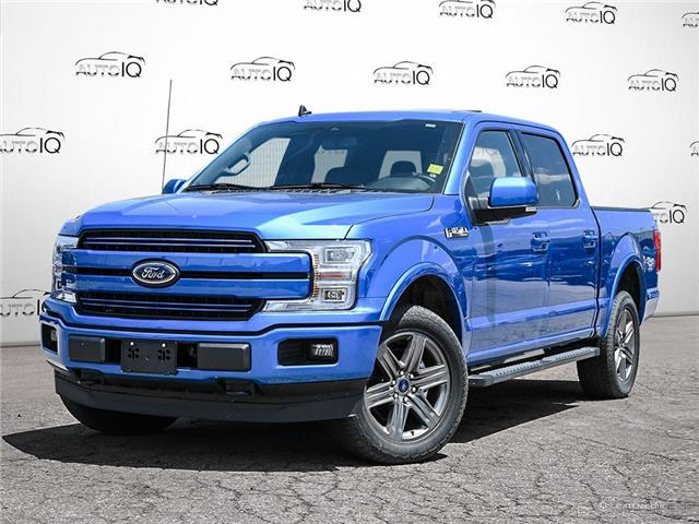 2020 Ford F-150 Lariat (Stk: D98080) in Kitchener - Image 1 of 27