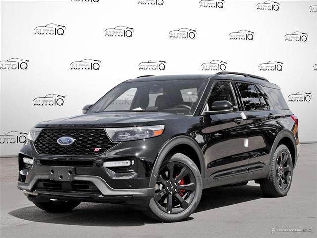 2020 Ford Explorer ST (Stk: 20P4910) in Kitchener - Image 1 of 27