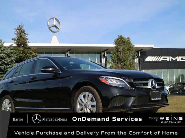 2019 Mercedes-Benz C-Class C 300 (Stk: 19MB340) in Innisfil - Image 1 of 20