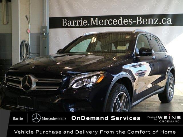 2019 Mercedes-Benz GLC 300 Base (Stk: 19MB260) in Innisfil - Image 1 of 13