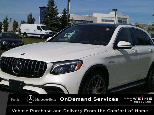 2019 Mercedes-Benz GLC AMG GLC 63 S (Stk: 19MB108) in Innisfil - Image 1 of 17