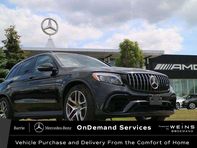 2019 Mercedes-Benz GLC AMG GLC 63 S (Stk: 19MB146) in Innisfil - Image 1 of 22