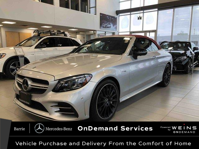 2019 Mercedes-Benz AMG C 43 Base (Stk: 19MB361) in Innisfil - Image 1 of 24
