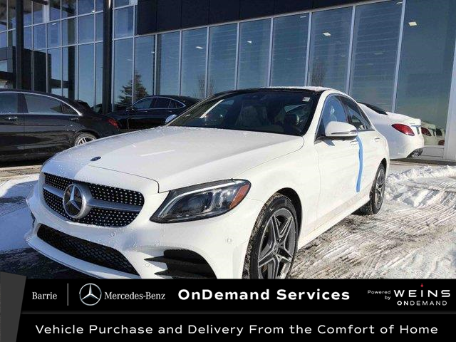 2020 Mercedes-Benz C-Class Base (Stk: 20MB128) in Innisfil - Image 1 of 14