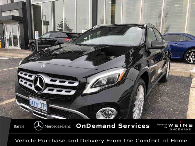 2020 Mercedes-Benz GLA 250 Base (Stk: 20MB125) in Innisfil - Image 1 of 28