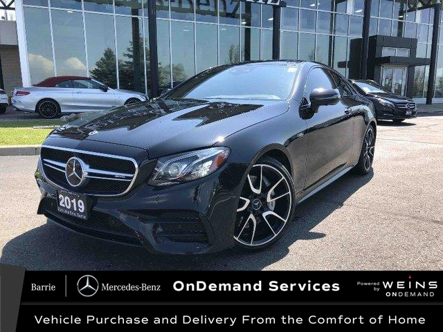 2019 Mercedes-Benz AMG E 53 Base (Stk: 20MB024A) in Innisfil - Image 1 of 16