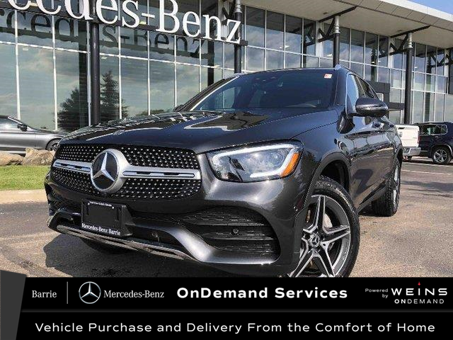 2020 Mercedes-Benz GLC 300 Base (Stk: 20MB247) in Innisfil - Image 1 of 12