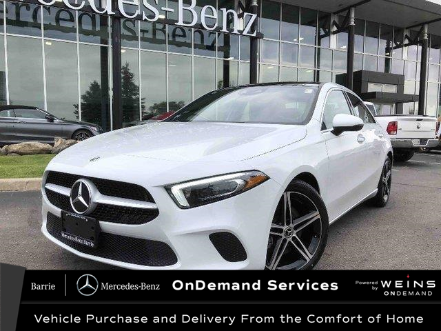 2020 Mercedes-Benz A-Class Base (Stk: 20MB249) in Innisfil - Image 1 of 13