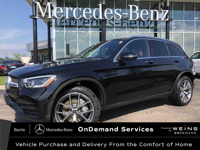 2020 Mercedes-Benz GLC 300 Base (Stk: 20MB265) in Innisfil - Image 1 of 13
