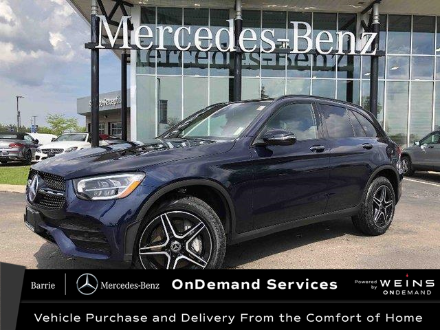 2020 Mercedes-Benz GLC 300 Base (Stk: 20MB180) in Innisfil - Image 1 of 25