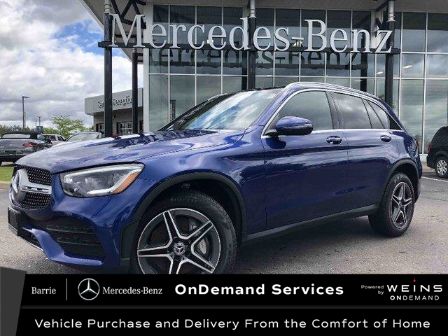 2020 Mercedes-Benz GLC 300 Base (Stk: 20MB160) in Innisfil - Image 1 of 23