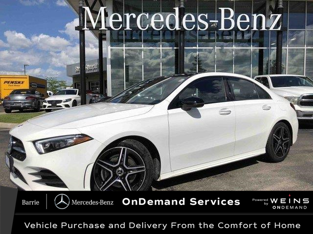 2020 Mercedes-Benz A-Class Base (Stk: 20MB195) in Innisfil - Image 1 of 24