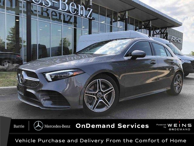 2020 Mercedes-Benz A-Class Base (Stk: 20MB063) in Innisfil - Image 1 of 22