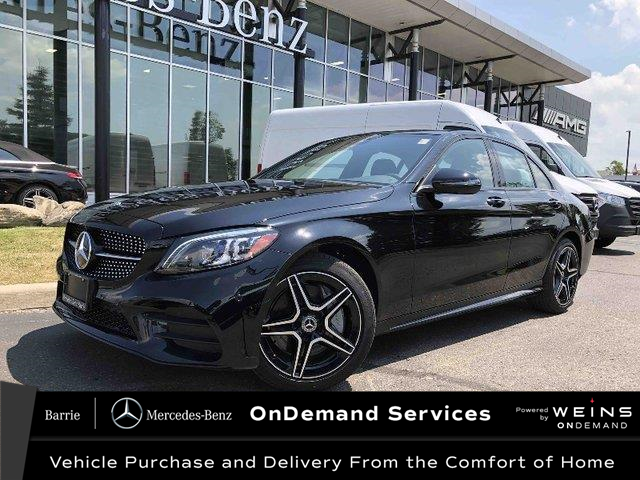 2020 Mercedes-Benz C-Class Base (Stk: 20MB134) in Innisfil - Image 1 of 23