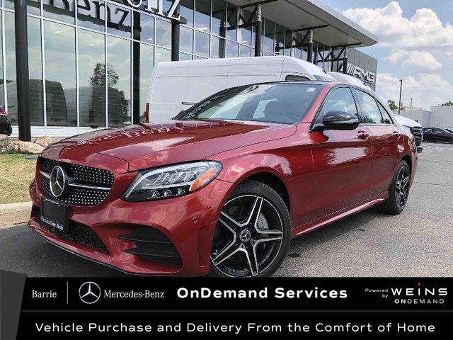 2020 Mercedes-Benz C-Class Base (Stk: 20MB157) in Innisfil - Image 1 of 24