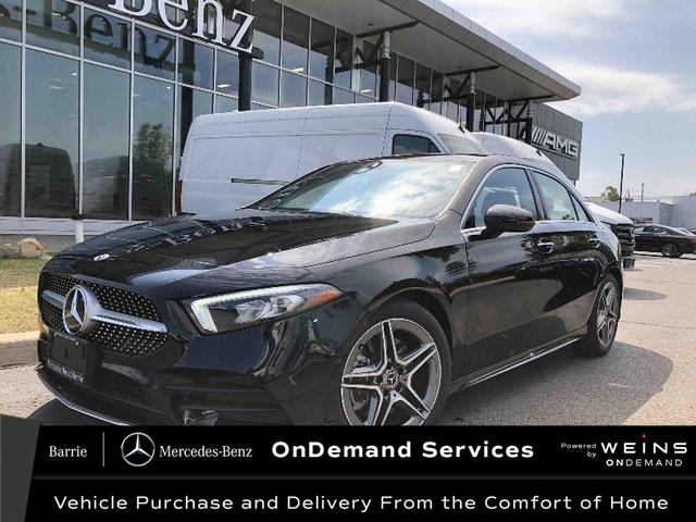 2020 Mercedes-Benz A-Class Base (Stk: 20MB259) in Innisfil - Image 1 of 19