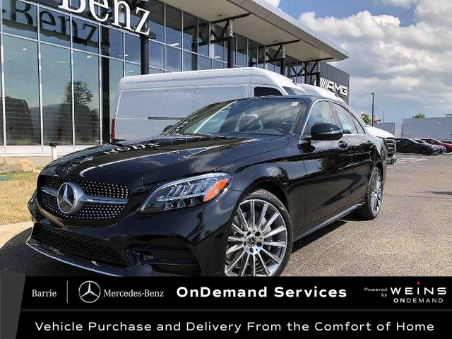 2020 Mercedes-Benz C-Class Base (Stk: 20MB321) in Innisfil - Image 1 of 25