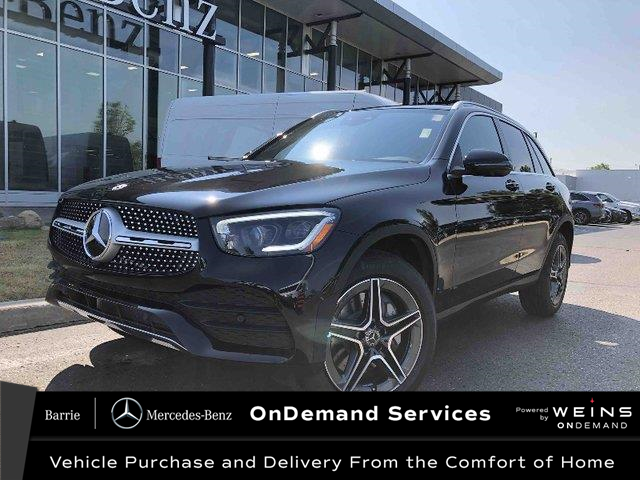 2020 Mercedes-Benz GLC 300 Base (Stk: 20MB308) in Innisfil - Image 1 of 24