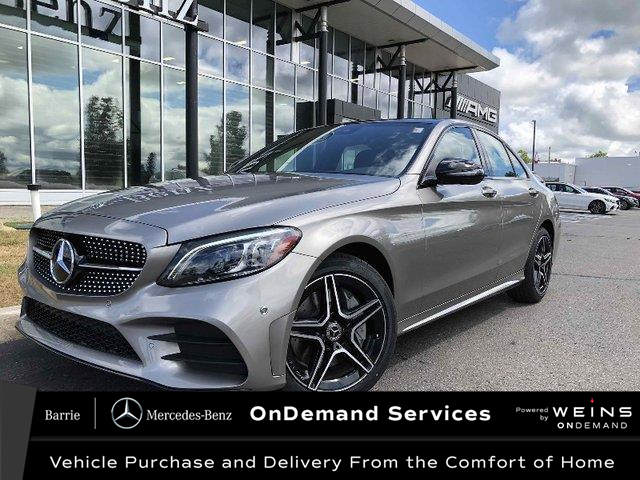 2020 Mercedes-Benz C-Class Base (Stk: 20MB235) in Innisfil - Image 1 of 23