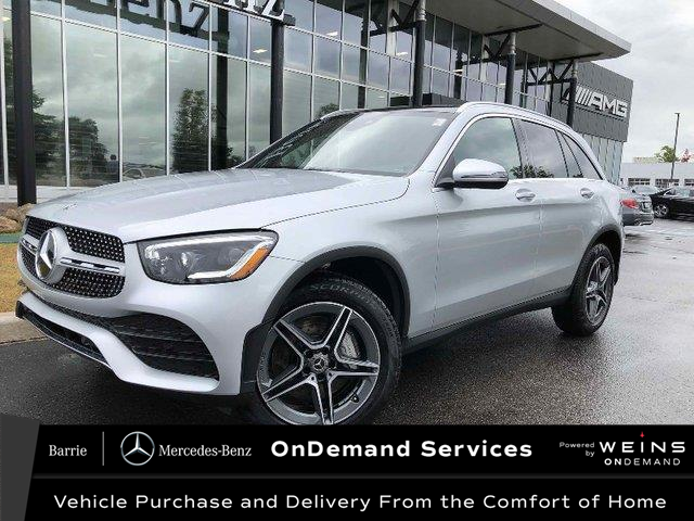 2020 Mercedes-Benz GLC 300 Base (Stk: 20MB242) in Innisfil - Image 1 of 21