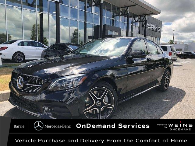 2020 Mercedes-Benz C-Class Base (Stk: 20MB311) in Innisfil - Image 1 of 45