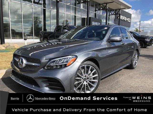 2020 Mercedes-Benz C-Class Base (Stk: 20MB313) in Innisfil - Image 1 of 25