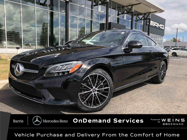 2020 Mercedes-Benz C-Class Base (Stk: 20MB325) in Innisfil - Image 1 of 22