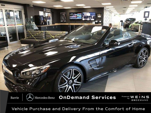 2020 Mercedes-Benz SL 450 Base (Stk: 20MB139) in Innisfil - Image 1 of 23