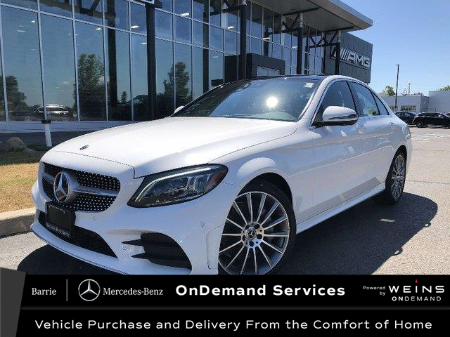 2020 Mercedes-Benz C-Class Base (Stk: 20MB226) in Innisfil - Image 1 of 26