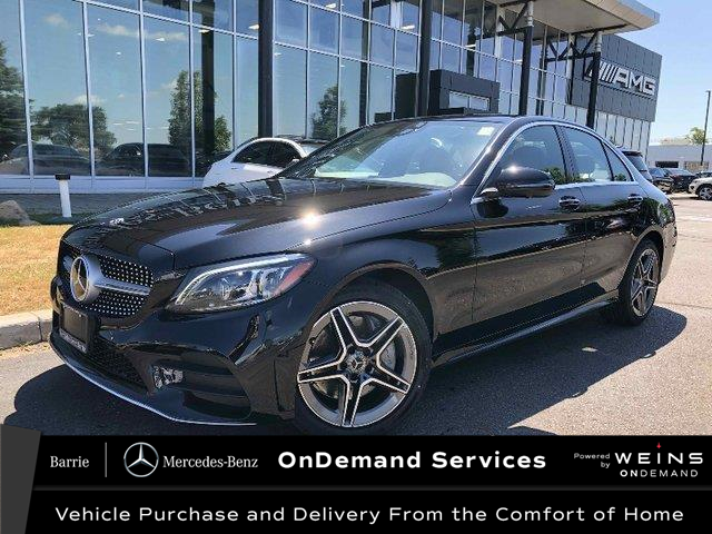 2020 Mercedes-Benz C-Class Base (Stk: 20MB252) in Innisfil - Image 1 of 25