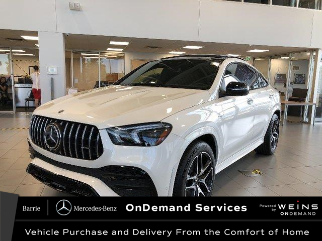 2021 Mercedes-Benz AMG GLE 53 Base (Stk: 21MB001) in Innisfil - Image 1 of 28