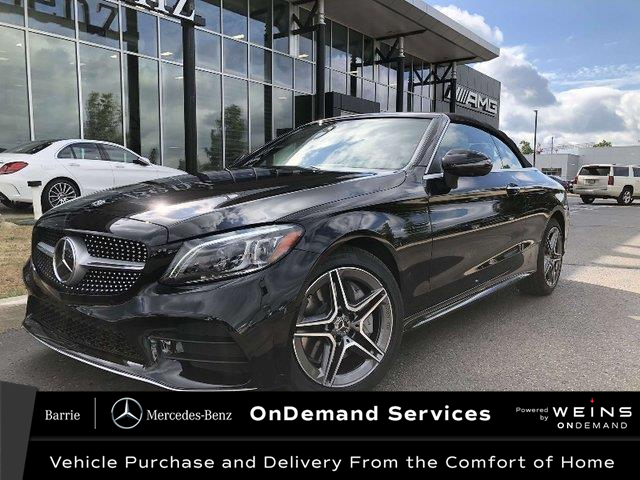 2020 Mercedes-Benz C-Class Base (Stk: 20MB337) in Innisfil - Image 1 of 26